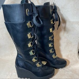 Timberland NWT Ladies High Leather Boot